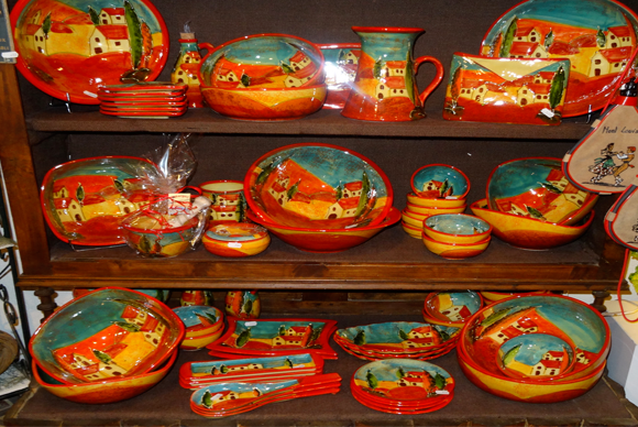 poterie collection paysage