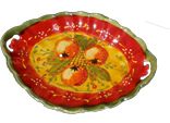 poterie artisanale dessin peche